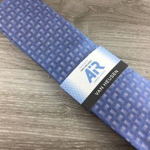 Van Heusen AIR Blue Pattern Tie